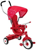 Radio Flyer Kid's 4 in 1 Trike Red