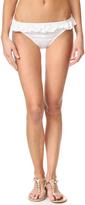 Kate Spade Embroidered Classic Bikini Bottoms