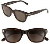 Tom Ford Retro Inspired 50mm Sunglasses