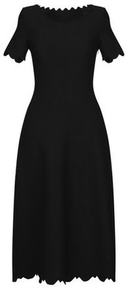 Alaia 3/4 length dress