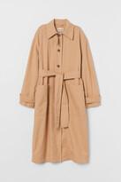H&M Pima cotton trenchcoat