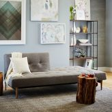 west elm Mid-Century Futon Sofa