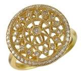 Effy DOro 14Kt. Yellow Gold and Diamond Ring