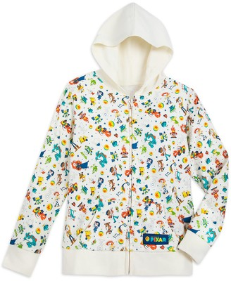 Disney The World of Pixar Zip-Up Hoodie for Kids