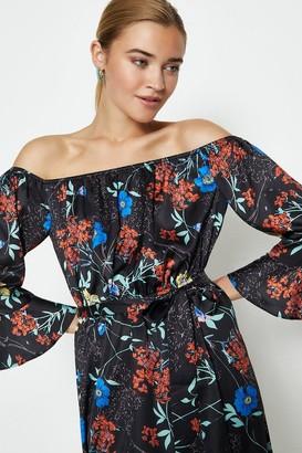 Coast Bardot Frill Sleeve Dress