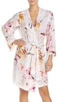 Plum Pretty Sugar Women's Floral Print Kimono Robe