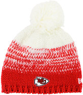 New Era Women's Kansas City Chiefs Polar Dust Knit Hat