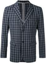 Paolo Pecora checked blazer