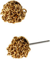 Diane von Furstenberg Love is Life Spokes Metal Stud Earring