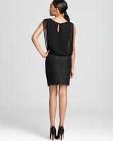 Aidan Mattox Lace Dress - Blouson