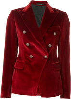 Tagliatore double-breasted blazer jacket