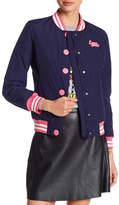 Love Moschino Giubbino Colorblock Bomber Jacket