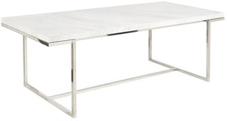 R & V Living Keng Dining Table Marble
