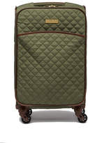 """Anne Klein Bellevue 17\"""" Expandable Spinner Carry-On Case"""