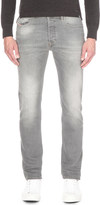 Diesel Buster 0853t regular-fit tapered jeans