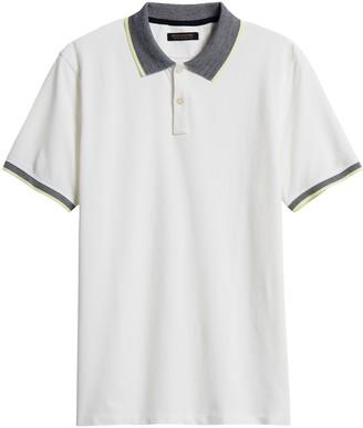 Banana Republic Don't-Sweat-It Polo Shirt