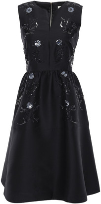 Kate Spade Embellished Woven Dress