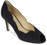 Hobbs London Violet Peep Toe Pumps