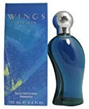Giorgio Beverly Hills Wings By For Men. Eau De Toilette Spray 3.4 Oz.