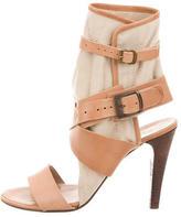 Chloé Leather Multistrap Sandals