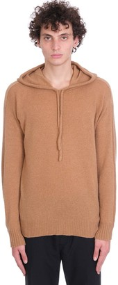 Maison Flaneur Knitwear In Brown Cashmere