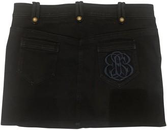 Balenciaga Blue Denim - Jeans Skirts
