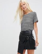 Minimum Lis Stripe T-Shirt