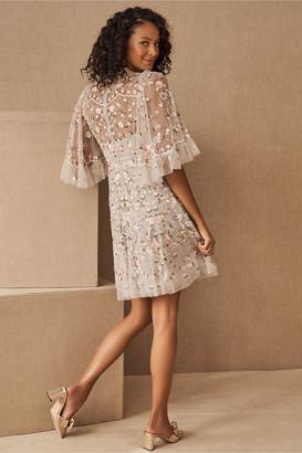 Needle & Thread Regency Garden Mini Dress
