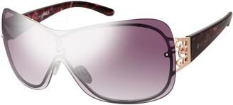 Rocawear Women's R681 Rgdmt Rectangular Sunglasses
