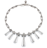 Lulu Frost Crystaline Necklace