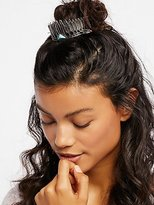 Free People Leaf Bun Cuff