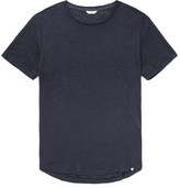 Orlebar Brown OB-T Slim-Fit Slub Linen T-Shirt