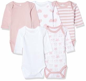Name It Baby Girls' 13178143 Shaping Bodysuit