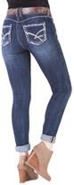 Amethyst Jeans Regina Rolled Slim Girlfriend Skinny Jeans