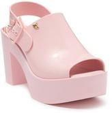 Melissa Vivian Westwood Platform Sandal