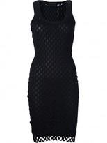 Alexander Wang netted mini dress