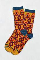 Urban Outfitters Ikat Print Sock