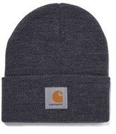 Carhartt Men's 'Short' Watch Hat - Dark Grey Heather