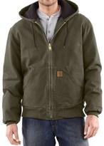 Carhartt Sandstone Active Jacket - Washed Duck (For Big Men)