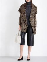 MICHAEL Michael Kors Drape faux-fur coat
