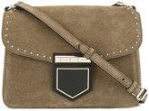 Givenchy mini Nobile crossbody bag - women - Leather - One Size