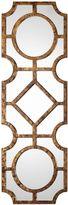 Uttermost 20-Inch x 60-Inch Lupano Geometric Mirror