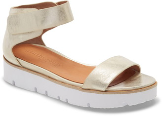 Kenneth Cole Gentle Souls by Lavern Platform Sandal