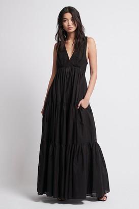 Aje Unending Maxi Dress