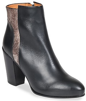 Emma.Go Emma Go BOWIE women's Low Ankle Boots in Black