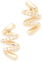Dana Rebecca 14k Gold Carly Brooke Earrings