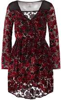Band of Gypsies Summer dress black/red