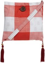 Pink Chicken Tote Bag (Toddler/Kid) - Tomato Gingham - One Size