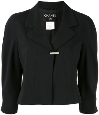 Chanel Pre Owned 1999 Long-Sleeve Jacket