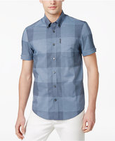 Ben Sherman Men's Multi-Check Cotton Shirt